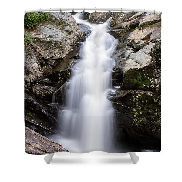 Gorge Waterfall Shower Curtain