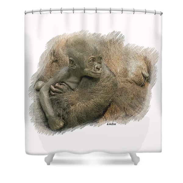 Mother's Milk Shower Curtain