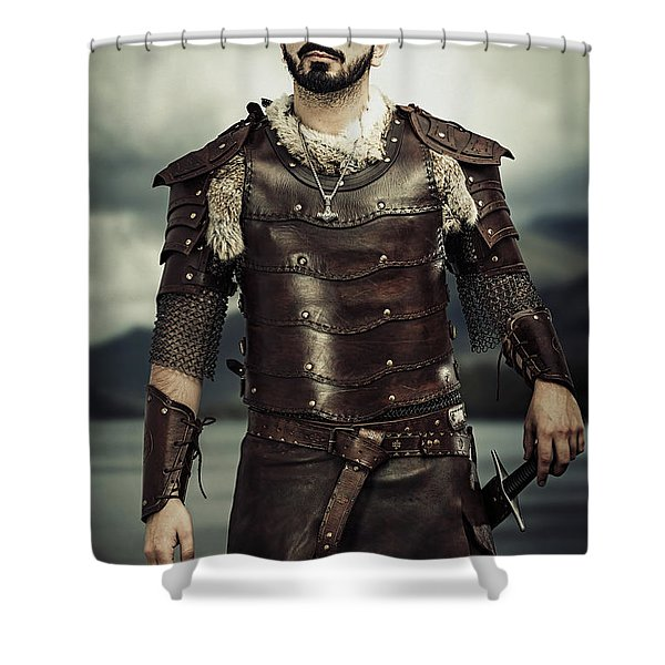 Got Inspired Character Shower Curtain