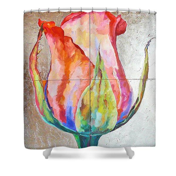 Graceful Love Shower Curtain