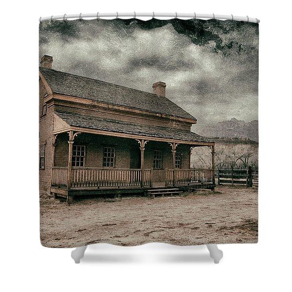 Grafton Homestead II Shower Curtain