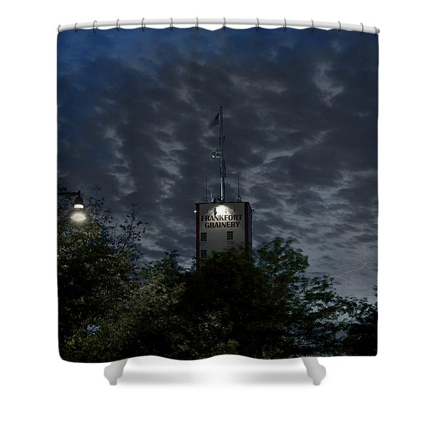 Grainery Frankfort Il Shower Curtain