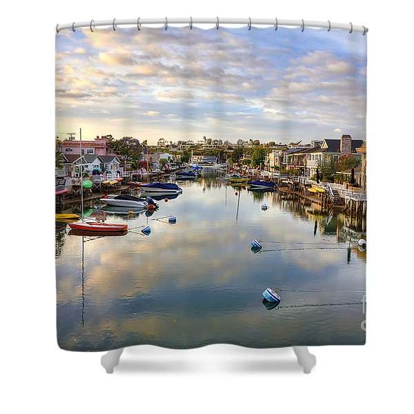 Grand Canal Shower Curtain