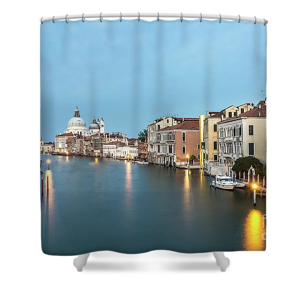 Grand Canal In Venice, Italy Shower Curtain
