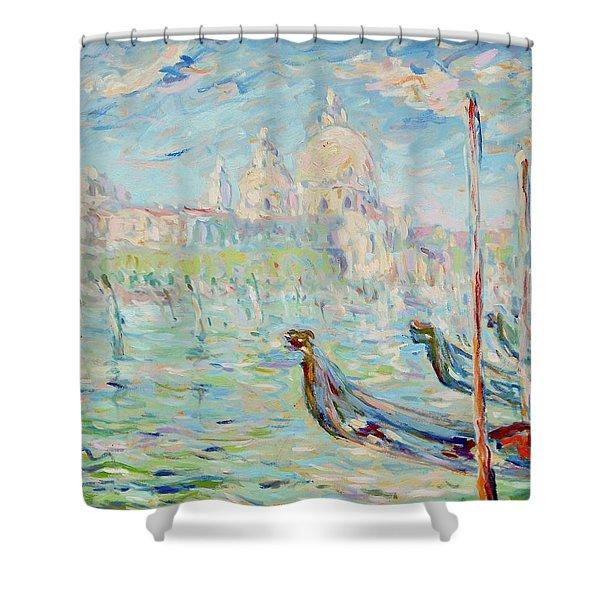Grand Canal Venice Shower Curtain