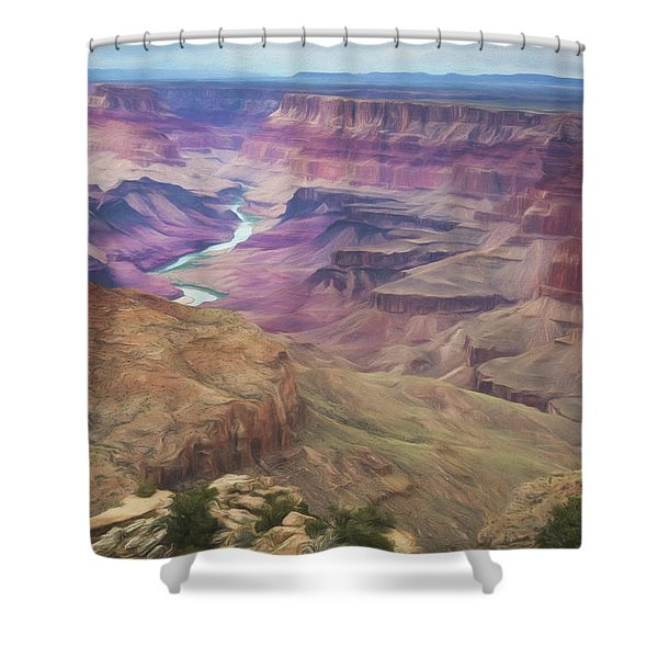 Grand Canyon Suite Shower Curtain