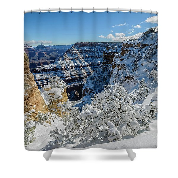 Grand Cayon Shower Curtain