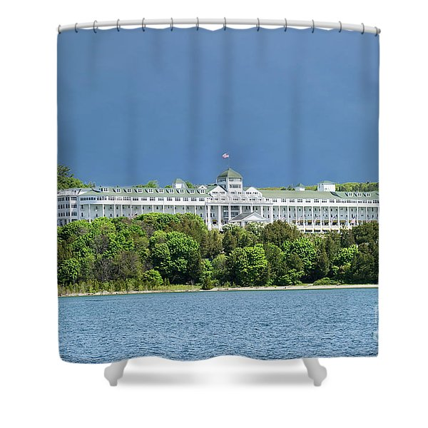 Grand Hotel Shower Curtain