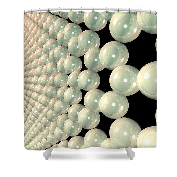 Graphene 6 Shower Curtain