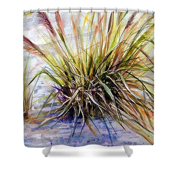 Grass 1 Shower Curtain