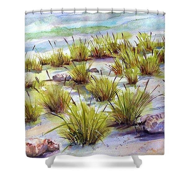 Grass 2 Shower Curtain