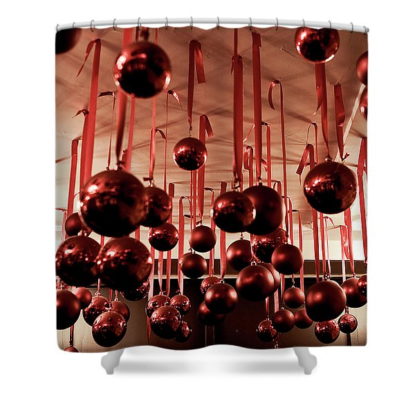 Great Balls Of Macy's Shower Curtain