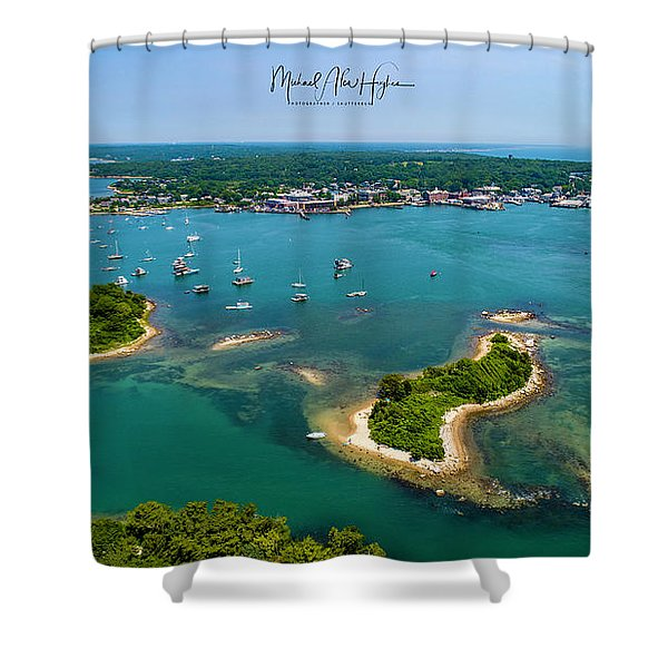 Great Harbor Shower Curtain
