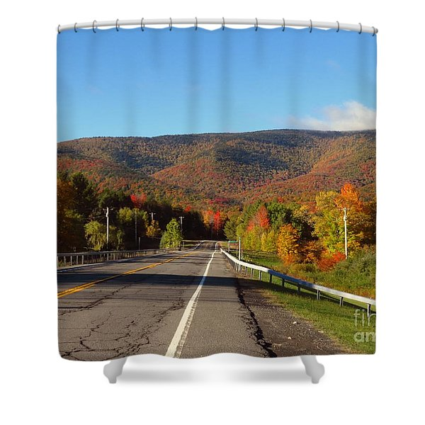 Great Northern Catskills Shower Curtain