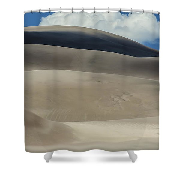 Great Sand Dunes National Park II Shower Curtain