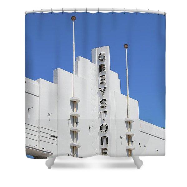 Greystone - South Beach Miami Shower Curtain