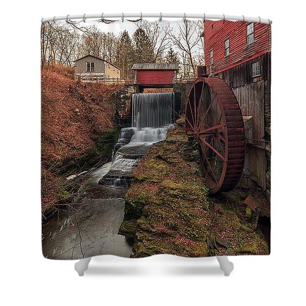 Grist Mill II Shower Curtain