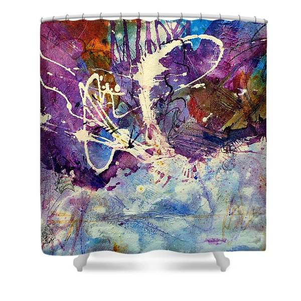 Groovin' Together Shower Curtain
