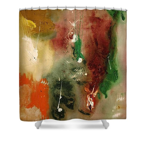 Ground Zero Shower Curtain