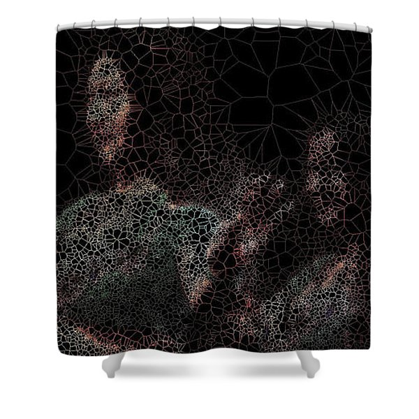 Group Shower Curtain