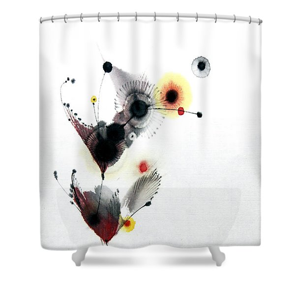Growing 14030091fy Shower Curtain