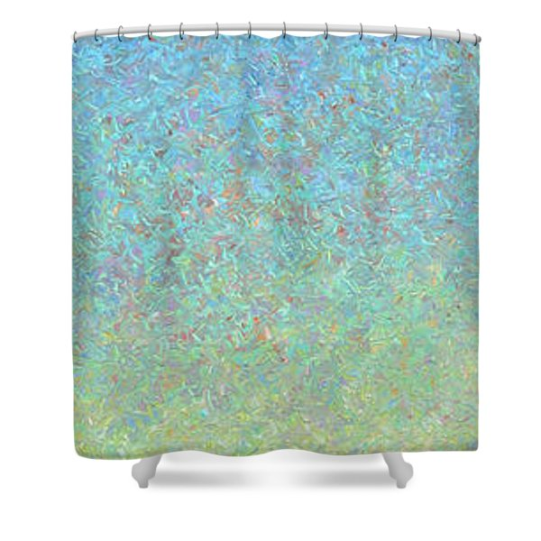 Guard Shower Curtain by James W Johnson