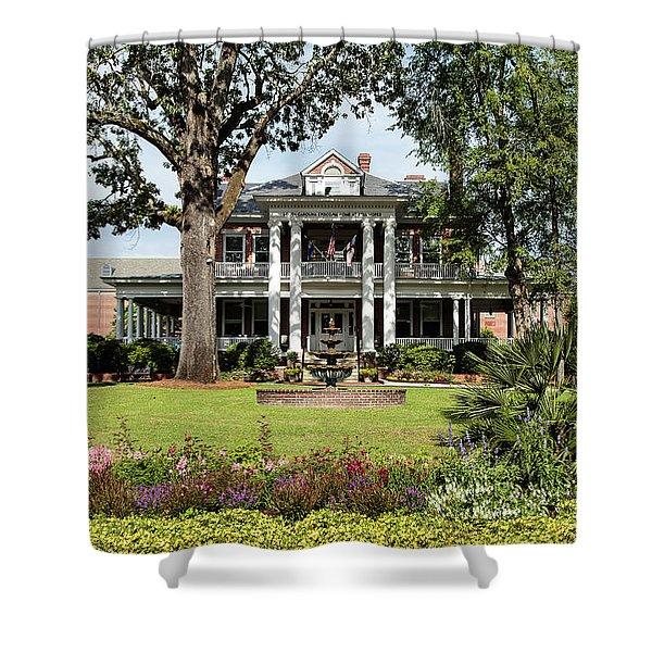 Guignard Mansion Shower Curtain