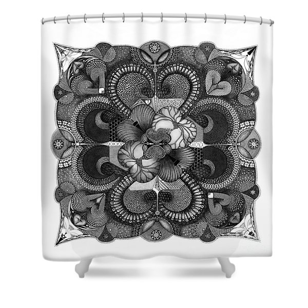 H2H Shower Curtain