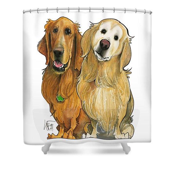 Haberland 7-1317 Shower Curtain