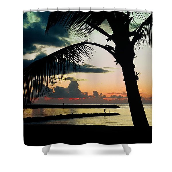 Haleiwa Shower Curtain