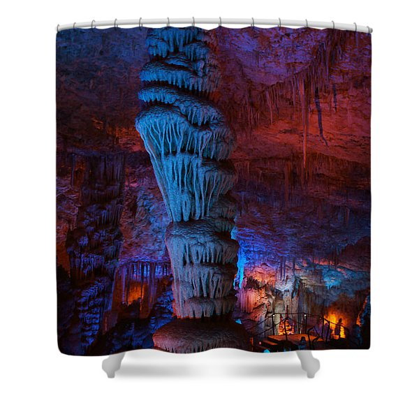 Halls Of The Mountain King 3 Shower Curtain