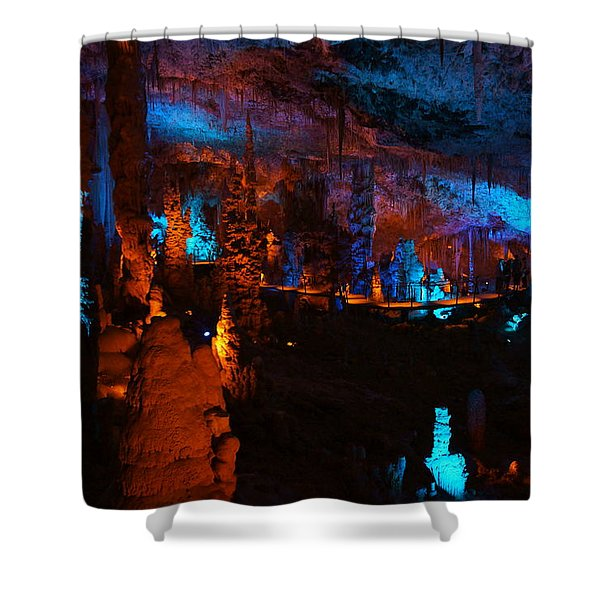 Halls Of The Mountain King 4 Shower Curtain