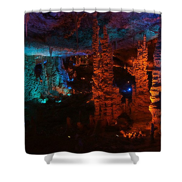 Halls Of The Mountain King 5 Shower Curtain