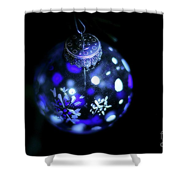 Handpainted Ornament 003 Shower Curtain