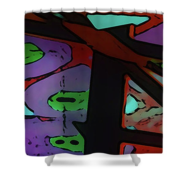 Hangings Shower Curtain