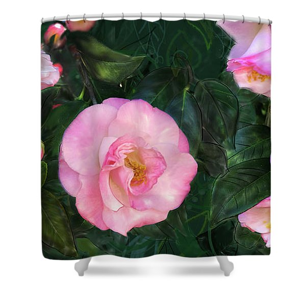 Harbingers Of Spring Shower Curtain