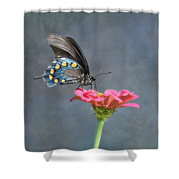 Harmony 4 Shower Curtain
