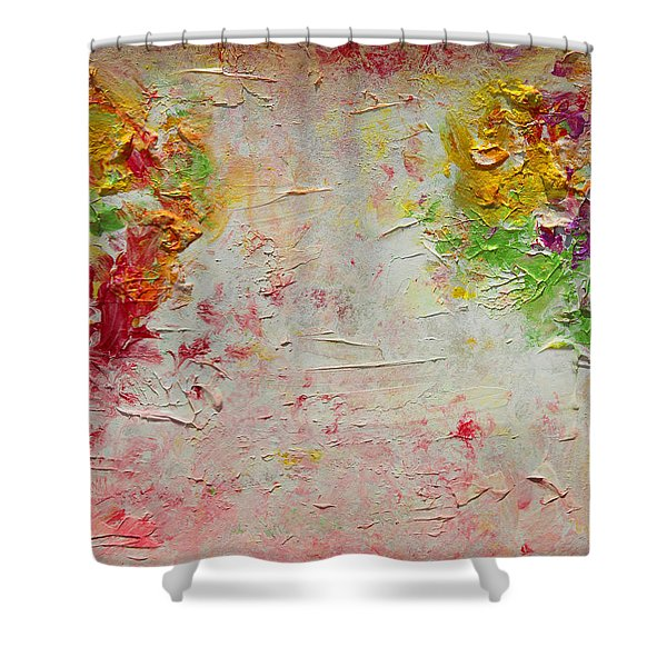 Harmony And Balance Shower Curtain