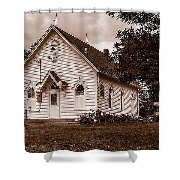 Harmony School Shower Curtain