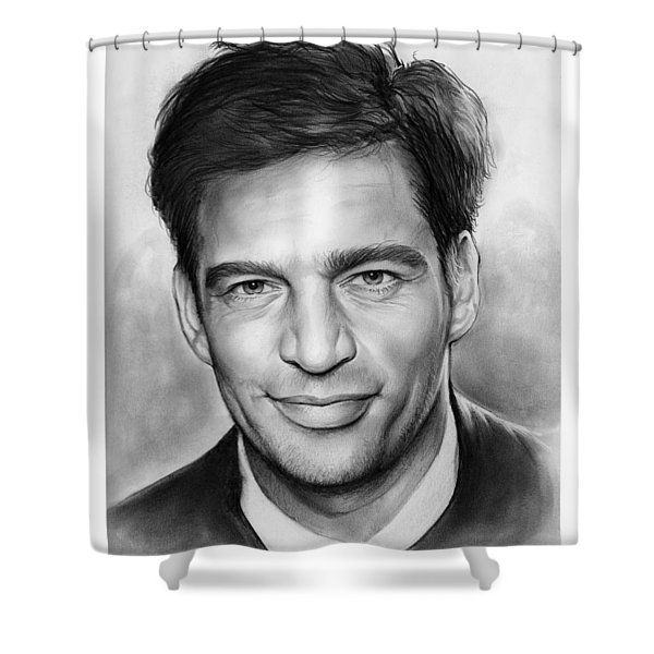 Harry Connick, Jr. Shower Curtain
