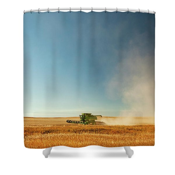 Harvest Cloud Shower Curtain