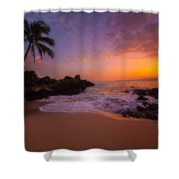 Hawaian Paradise Shower Curtain