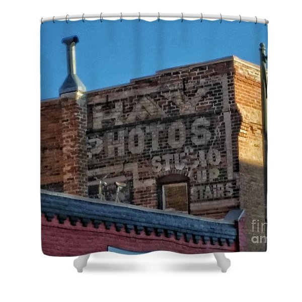 Hay Photo Studio Shower Curtain