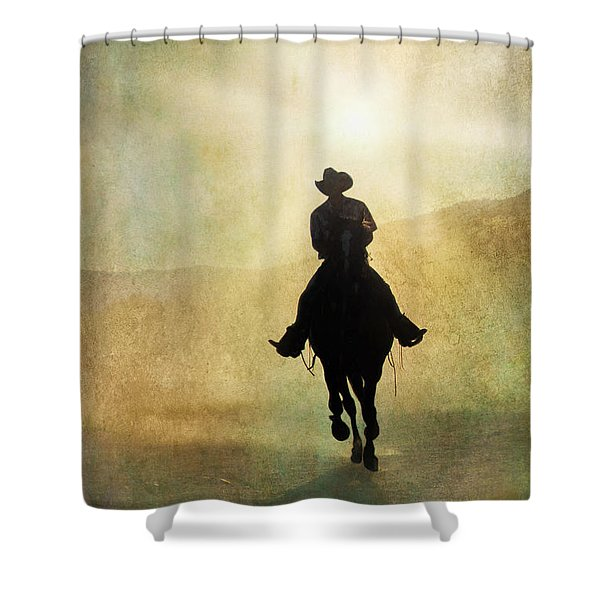 Headed Home L Shower Curtain