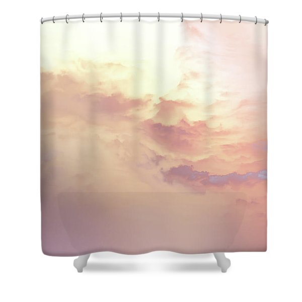 Heaven IIi Shower Curtain