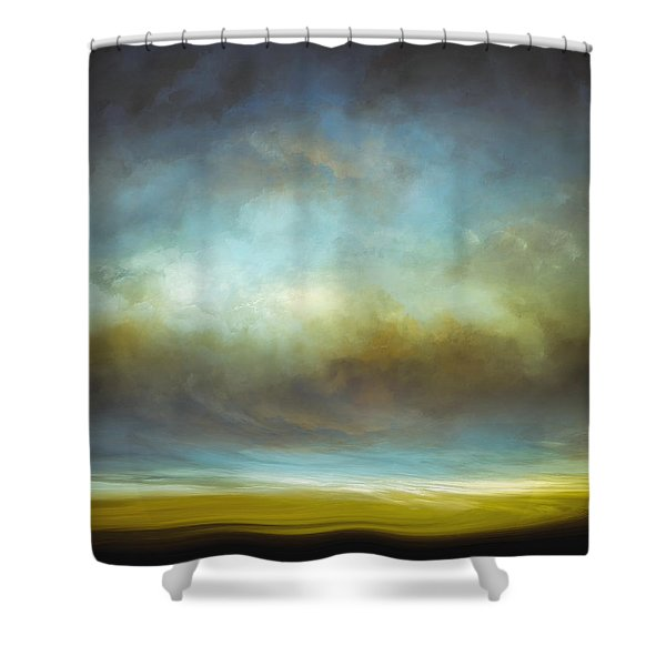 Heavenly View Shower Curtain