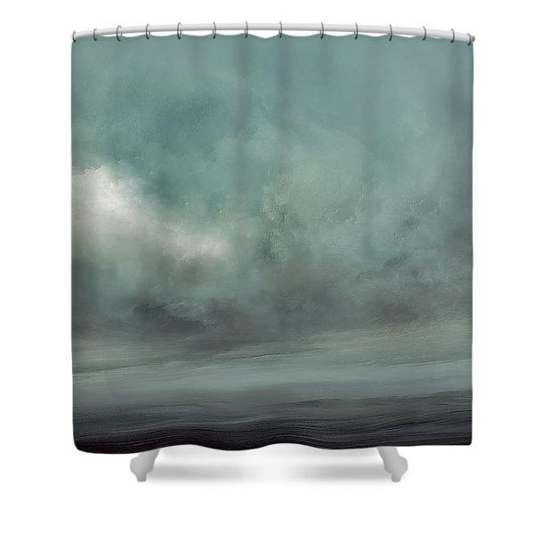 Heavy Tide Shower Curtain