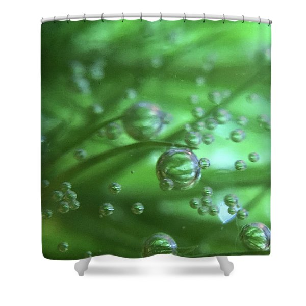 Heavy Traffic On The 10 Shower Curtain