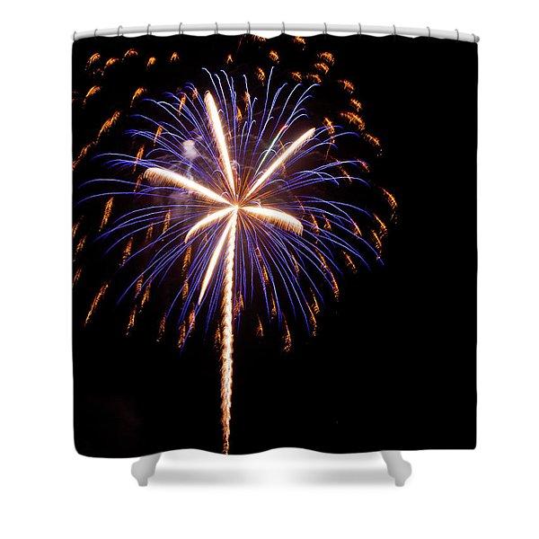 Hello 2014 Palmetto State Shower Curtain