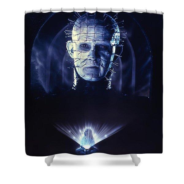 Hellraiser 1987 Shower Curtain